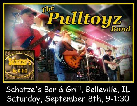 Pull-Toyz Band 9-8-18
