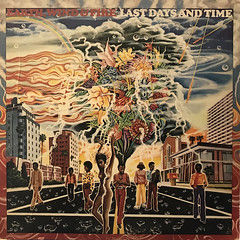 EARTH, WIND & FIRE:LAST DAYS AND TIME(JACKET A)