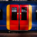 South Western Trains - Red Yellow Blue