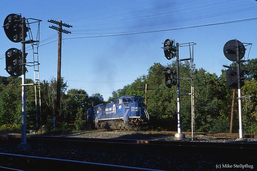 Conrail 6159 WOOD