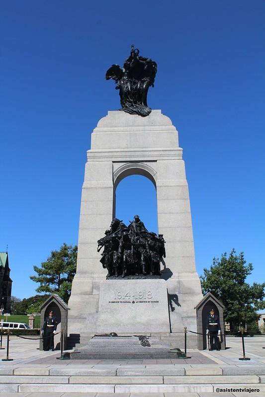 Ottawa National War Memorial 2