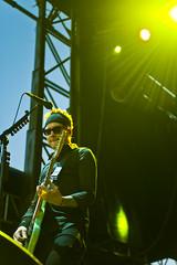 Alkaline Trio en Riot Fest Chicago 2018
