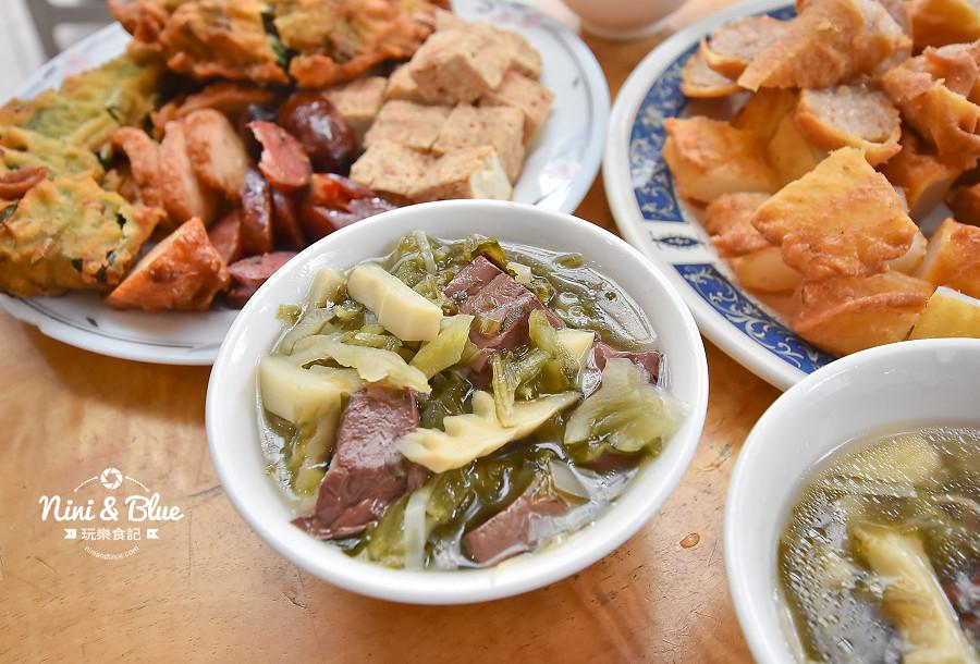 丁記炸粿 台中小吃 炸物 米腸16