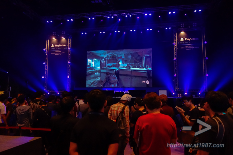 PlayStation Experience 2018 SEA - Stage