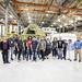 NASA's Photo Social at Michoud Assembly Facility by NASA Orion Spacecraft