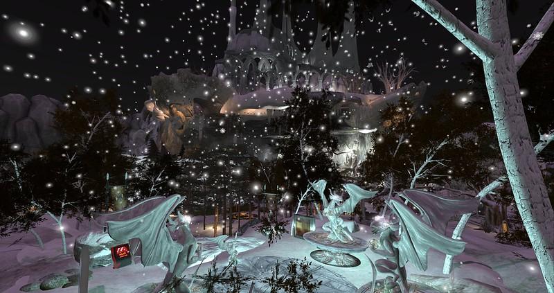 LEA 15, Winter Wonders, by Zun Design