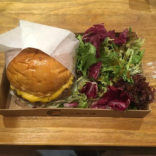 Nicholson's Burger