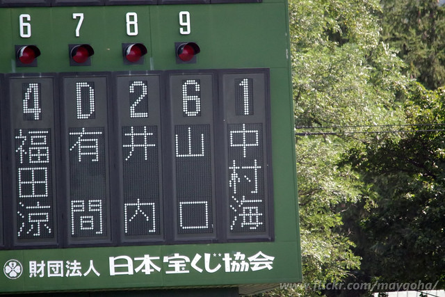 2018-0823_東海大北海道vs札幌大_482, RICOH PENTAX K-3 II, Sigma 150-500mm F5-6.3 APO DG OS HSM