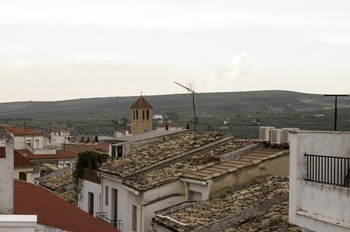 Los techos de Quesada