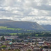 Penrith and Loadpot Hill. Taken from Beacon Edge.