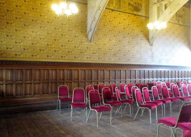 Interior, Rochdale Town Hall