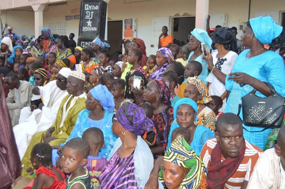 Meeting à Ganguel Soulé, Réélire Macky Sall derrière Daouda Dia (2)