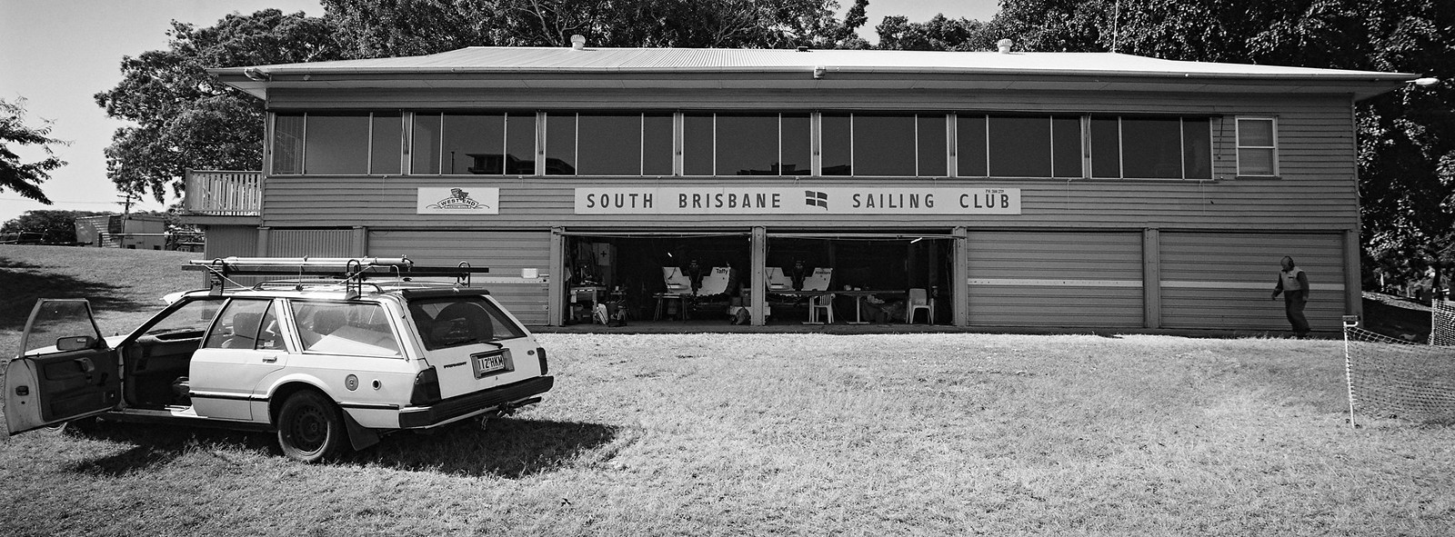 South Brisbane Sailing Club i