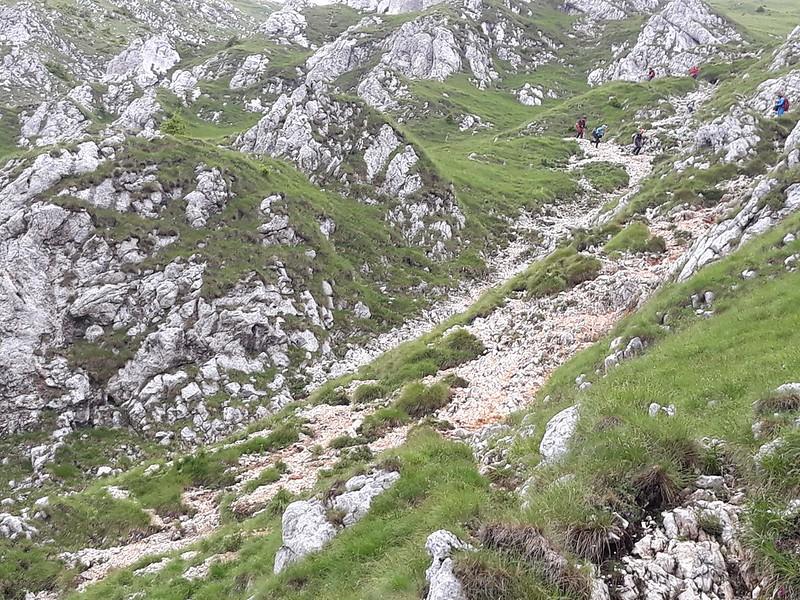 Drumetie in Piatra Craiului - Zarnesti-Creasta Nordica (59)