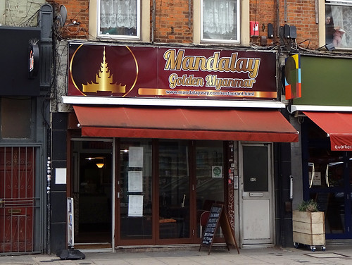 Mandalay Golden Myanmar, Kilburn, London NW6