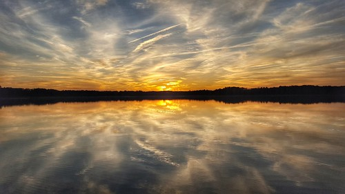 sunsets hurricane reflections northcarolina