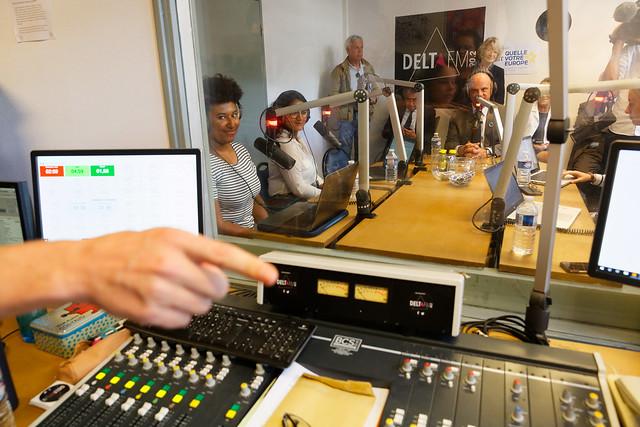 Consultation citoyenne: visite de Jean-Michel Blanquer dans l'académie de Poitiers