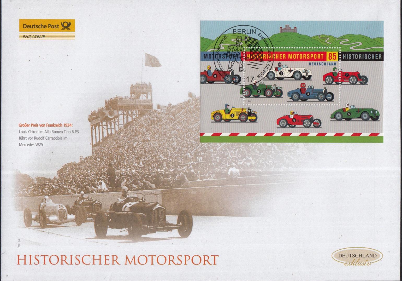 Germany - Scott #2545 (2009) first day cover, Berlin postmark