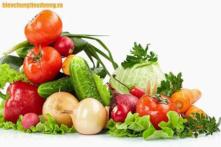 Chế độ ăn giàu rau xanh và ít chất béo rất tốt cho tim mạch.