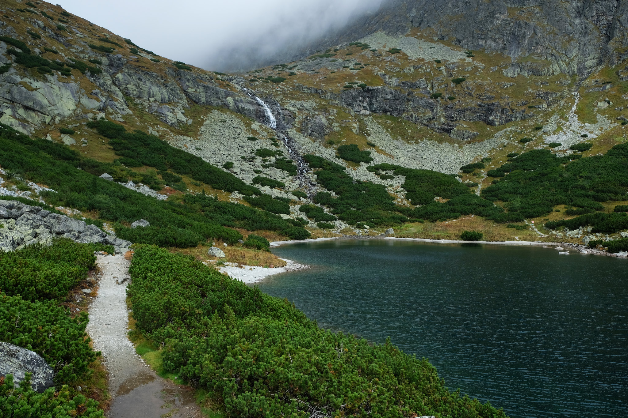 Velické pleso, High Tatras, Slovakia