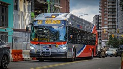 WMATA Metrobus 2018 New Flyer Xcelsior XN40 #3157