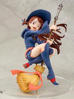 「相信之心就是我的魔法!」Chara-Ani《小魔女學園》亞可·卡嘉莉(アツコ・カガリ)1/7比例模型