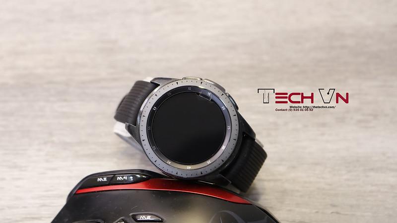 Techvn - samsung galaxy watch black 42mm 02
