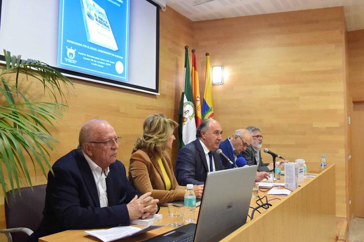 CENTRO DOCUMENTAL  PRESENTACIÓN DEL LIBRO DE ANTONIO GLL GONZÁLEZ EL HABLA DE ALGECIRAS1