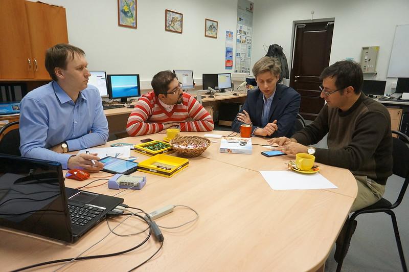 БОС-терапевты из Ирана кафедре психофизиологии МГУ