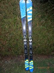 Salomon X-Race SW, 165cm, slalomky,r.2017/2018 - titulní fotka