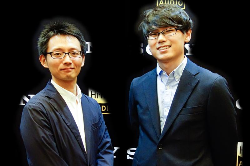 Tatsuyama Shinosuke & Matsushima Kei
