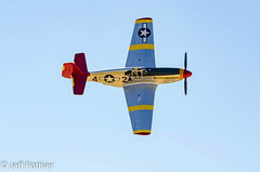 Tuskeege Airmen  P-51C Mustang