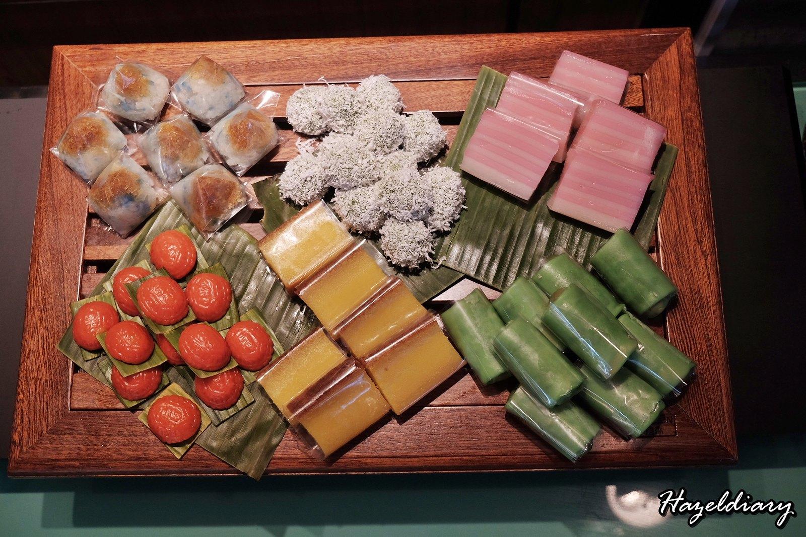Rasa Sayang Buffet-Mecure Bugis-Traditional Kuehs