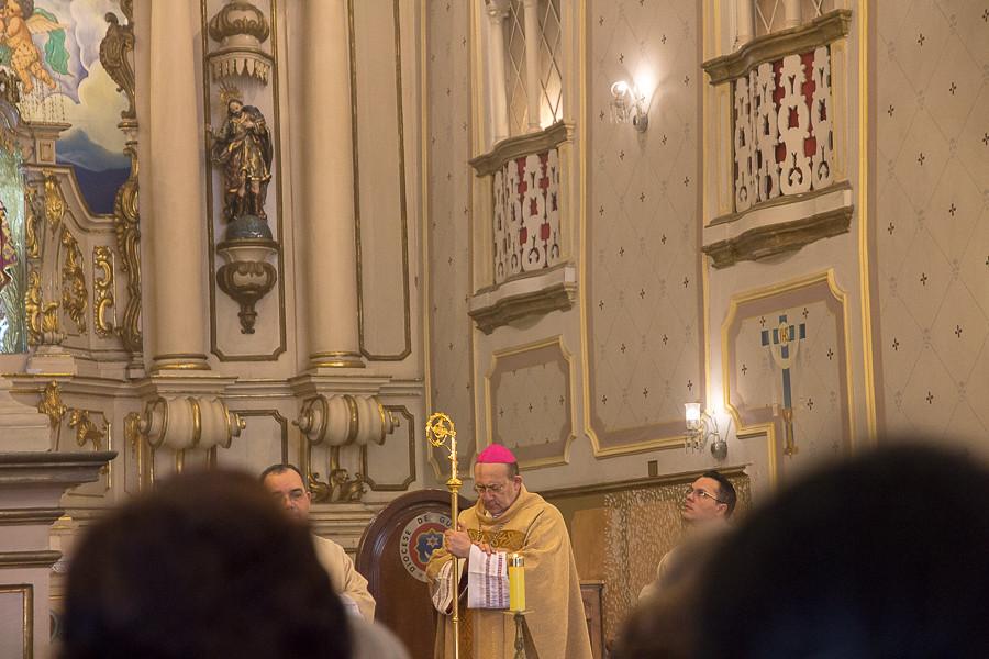 Santa Missa marca renovação de compromisso da Irmandade Frei Galvão