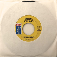 BOOKER T. & THE M.G.'S:SOUL LIMBO(JACKET A)