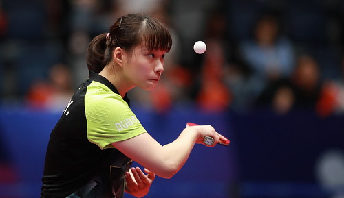Junior Girls' Singles - Finals. Finals at the2018 World Junior Table Tennis Championships