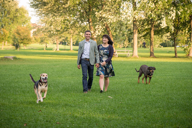Elopement at the dog park