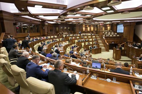 12.10.2018 Ședința plenară a Parlamentului