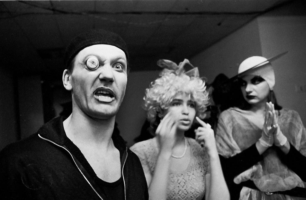 Культурная жизнь Москвы в середине 1990-х на снимках Игоря Витальевича Стомахина. Часть 2