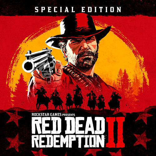 Red Dead Redemption 2:  Special Edition (Not in Saudi)