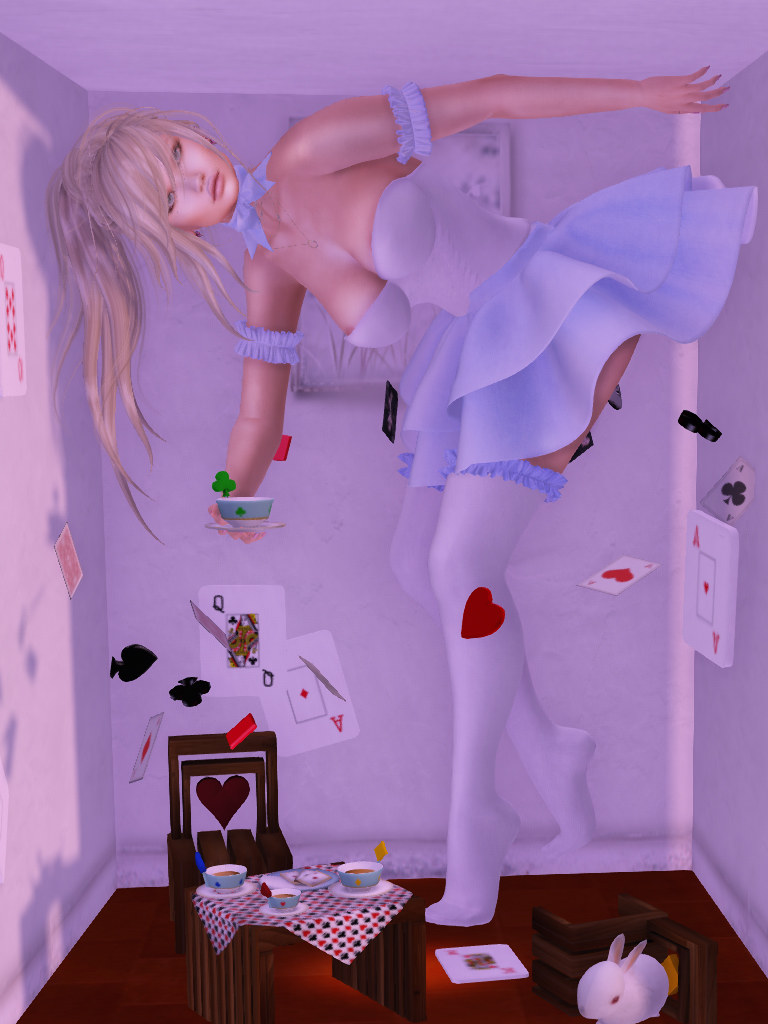 #379 - Alice Tea Party