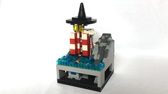 Lego GBC Lighthouse Miniloop