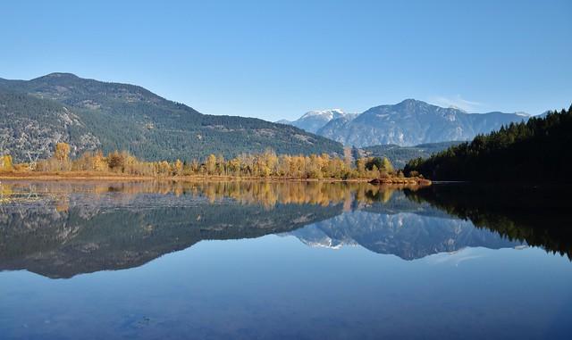 One Mile Lake, Pemberton, B.C., Canada