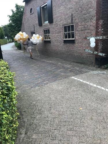 Heliumballonnen Langsdeelschuur Alphen