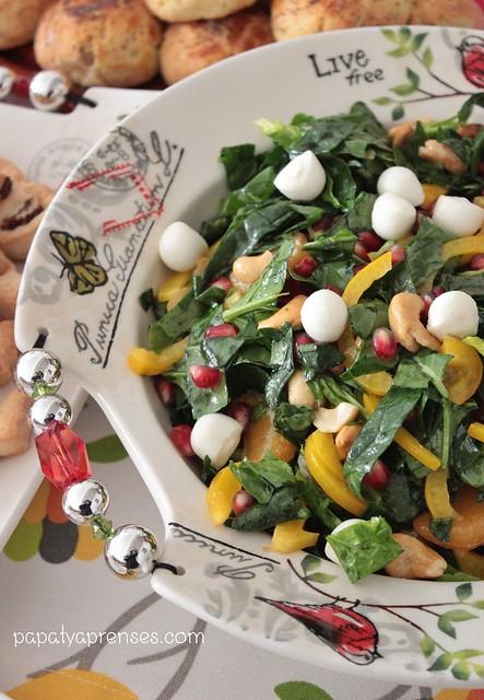 ıspanak salatası (1)
