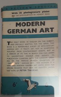 Modern German Art, Herbert Read, London 1938 Exhibition, Liebermann Villa - Am Großen Wannsee, 14109 Berlin
