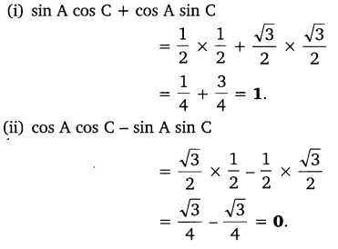 NCERT Solutions for Class 10 Maths Chapter 8 Introduction to Trigonometry 15