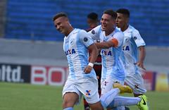 02-10-2018: Londrina x Flamengo | Copa do Brasil Sub-17