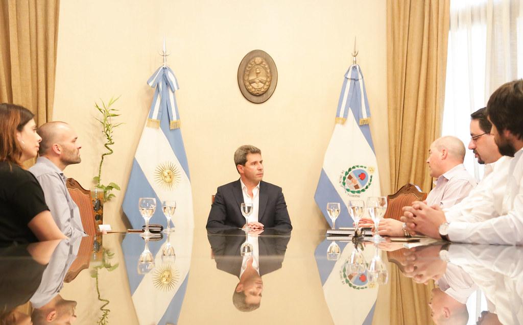 San Juan: Importante empresa de servicios financieros presentó a Uñac su proyecto de expansión en nuestra provincia