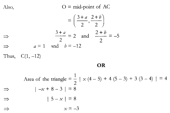 CBSE Sample Papers for Class 10 Maths Paper 12 Q 16.1